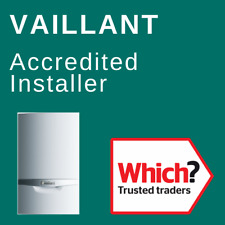 Professional Vaillant Gas Boiler Installation Combi/System/Open-Vent