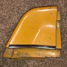 1971 1972 Dodge Charger quarter panel extension end cap