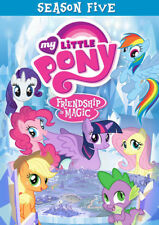 My Little Pony Friendship Is Magic: Season Five [New DVD] Boxed Set, Subtitled