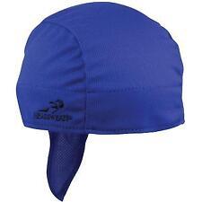 Headsweats Super Duty Shorty Cycling Cap Blue One Size