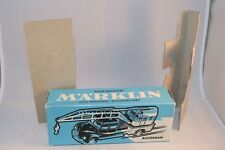 Marklin 8031 AUTOKRAN empty complete very near mint original box
