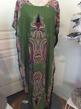 Djellaba Robe Orientale Abaya Inde Taille XXXL Neuf Avec Étiquette
