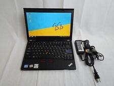 Lenovo Thinkpad X220 | i5-2540M | 8GB RAM | 120GB SSD | LINUX | READ