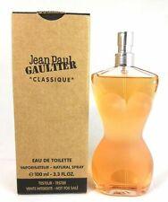 JEAN PAUL GAULTIER CLASSIQUE 3.3 3.4 OZ 100 ML EDT TESTER FOR WOMEN