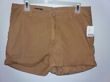 NEW $49 BDG Urban Outfitters Short Women's Size 27 W Brown Honey Miel Casual