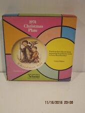 Schmid Bros Berta Hummel 1974 Limited Edition Guardian Angel Setting Plate F/SHP