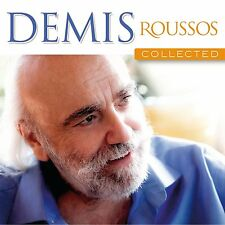 DEMIS ROUSSOS 'COLLECTED' (Best Of) 3 CD SET (2015)
