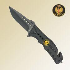 Funda de tobillo con cuchillo Ejército Militar Vestido de fantasía