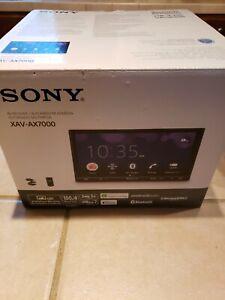 Sony XAV-AX7000 6.95 inch CarPlay Android Bluetooth Auto Media Receiver
