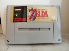 Super Nintendo Snes - Zelda (SFRA - Français) - Cartouche