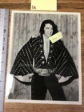 """Elvis Presley Rare Vintage Photo Original 8x10"""" 1x"""