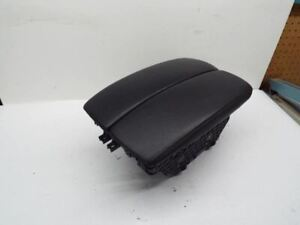 Console Front Floor Armrest Leather Fits 10-13 BMW X5 233611
