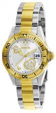 Invicta Women's Pro Diver Quartz 100m Two Tone Stainless Steel Watch 12287