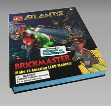 LEGO Atlantis Brickmaster by Dorling Kindersley Ltd (Mixed media product, 2010)