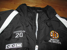 CCM COUGHLIN No. 20 BOSTON BRUINS Junior (XL) Jacket