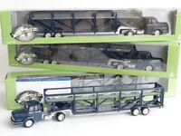 Norev 550006 Lot de 3 camions UNIC  de transport de voitures à l'échelle HO