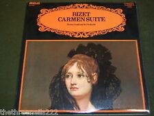 VINYL LP - BIZET CARMEN SUITE - GOULD & ORCHESTRA - CCV 5008