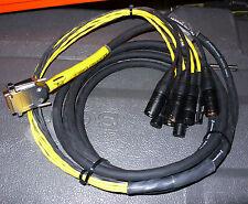 DIGIDESIGN  DIGITAL  AES/EBU CABLE DB25/XLR