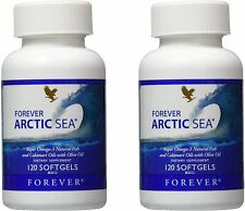 Forever Arctic Sea - (240 Softgels) - Pack of 2