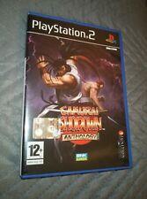 Samurai Shodown Anthology PlayStation 2