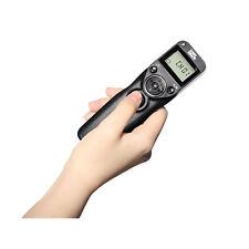 PIXEL Wired Timer Remote Shutter Release for Nikon D810 D800 D700 D300 D3S D5 D2