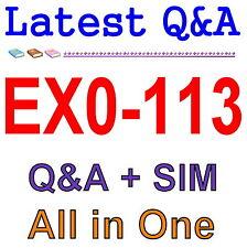 EXIN TMap NEXT Test Engineer TMPTE EX0-113 Exam Q&A PDF+SIM