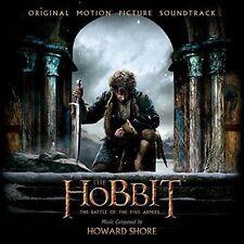 Howard Shore: The Hobbit: The Battle of the Five Armies - Motion Picture Soundtr