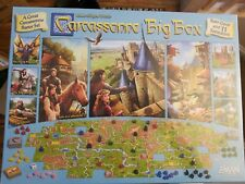 Carcassonne Big Box Strategy Board Games. Brand New.