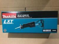 Makita LXT XRJ04Z 18V Cordless Li-Ion Reciprocating Saw (Bare Tool) Brand New