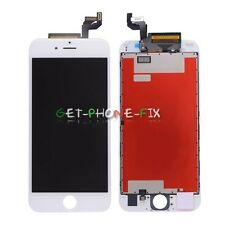 """White LCD Display + Touch Screen Digitizer + Frame 3D Touch For iPhone 6S 4.7"""""""