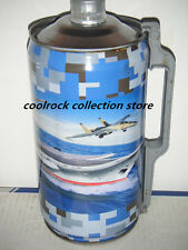China Blue Army beer can 2L/2000ml empty for collectible