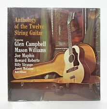 Anthology of the Twelve String Guitar - - Mason Williams / Glen Campbell / etc.