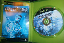 Deus Ex Invisible War 2004 Eidos Game for Microsoft Xbox