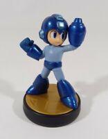 Amiibo MegaMan Nintendo figure NVL-001 Bandai Smash Bros Wii U 3DS