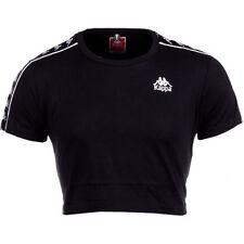 Abbigliamento sportivo da donna neri marca Kappa
