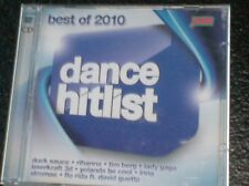 DANCE HITLIST 2010 best of (2 CD) Rihanna, Laserkraft 3D, Afrojack, Eva Simons..