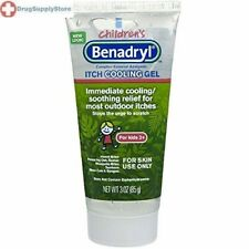 Benadryl Kidz Anti-Itch Gel - 3 oz