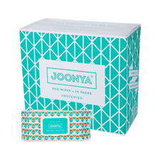 Joonya Eco Baby Wipes, 80-Count