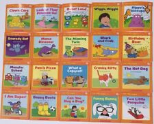 Set 20 Reading Books Kindergarten First Grade Guided Reading Level D Homeschool