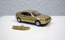 Herpa - VW Corrado - gold-metallic - Adventskalender 2010 - 1:87