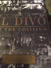 Dvd Il Divo Live At The Coliseum