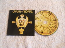 "Crown of Thorns ""Karma"" 2002 cd Point Music Promotional cd NEW"