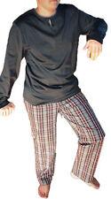 T-Shirt Long Sleeve Singlepack Nightwear for Men