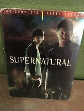 SUPERNATURAL The Complete 1 First Season DVD SET NEW Sealed
