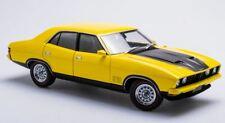 1/18 Autoart Biante 1973 Ford Falcon XB GT 351 Sedan Yellow Blaze #72796