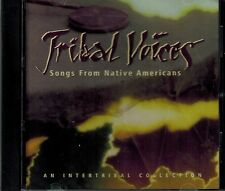 TRIBAL WATERS - MUSIC FROM NATIVE AMERICANS - THE APACHE HONORING SONG- MINT CD