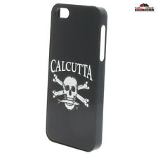 iPhone 5 Black Cell Phone Case Pirate Skull & Crossbones Calcutta ~ New