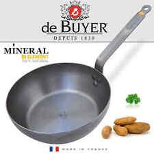 de Buyer - Mineral B Element - runde Landpfanne 32 cm