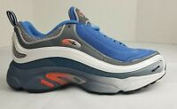 Reebok Men's Daytona DMX MU Shoes Sneakers Blue Grey CN7827 Size 9