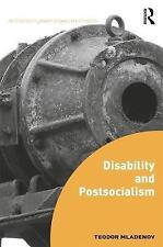 Disability and Postsocialism by Teodor Mladenov (Hardback, 2017)